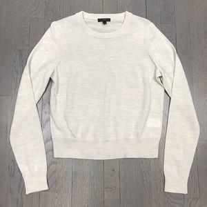 Women's J.Crew Long Sleeve Sweater Merino Wool